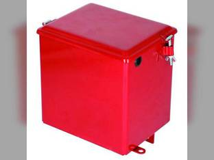Battery Box With Lid International A B 50943D