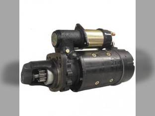 Remanufactured Starter - Delco Style (6383) John Deere 8560 2266 643 8570 2264 544E 644C 6466D 644D New Holland TV140 8770 8870 8970 8670 Massey Ferguson 865 860 850 550 Ford 8970 8770 8670 8870