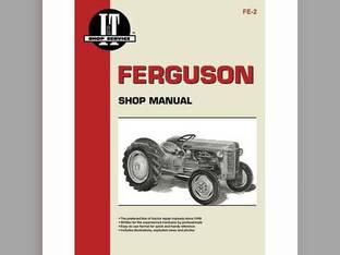 I&T Shop Manual - FE-2 Massey Ferguson TO30 TO30 TO20 TO20 TE20 TE20
