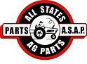 Cab Glass - LH Rear Side Allis Chalmers 4W-220 4W-305 8010 8030 8050 8070 71502813