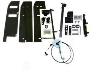 Corn Head, Hydraulic Deck Plate Kit