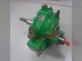 Used Feeder House Reverser Gear Box Assembly John Deere 9860 9770 9560 9760 9660 9670 HEADER.