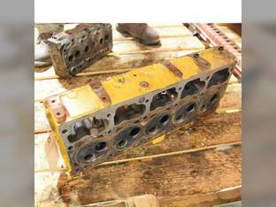 Used Cylinder Head John Deere 5325 325 328 332 RE507193