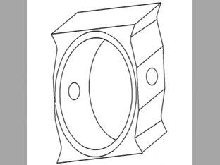 Camblock, Hydraulic Pump Front