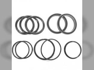 Loader Hydraulic Cylinder Seal Kit Dual 350 320 325 13163