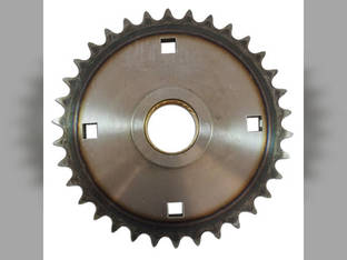 Feeder House, Sprocket, Upper Slip Clutch