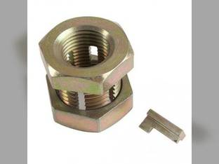 "Wheel Clamp Lock Nut - 5/8""-18 International 100 130 200 230 240 330 340 A B C 404 424 444 504"