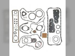 Conversion Gasket Set Cummins Case 2096 680L 1150E 850E 1896 855E 850D 680K 780D 780C 621 Case IH 5250 5140 MX110 5230 MX100 1644 5130 2022 8850 1822 MX120 5240 1640 White 145 140 6145 100 125 120
