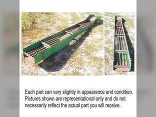 Used Straw Walker Used. John Deere 9400 9410 9450 AH128531
