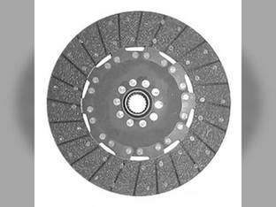 Clutch Disc Zetor 11245 16145 14145 10011 12111 10045