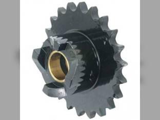 Sprocket - Hydraulic Rotor Cutter Reverse New Holland BR750 BR740A BR740 BR750A 86705498 Case IH RBX452 RBX453 87660578