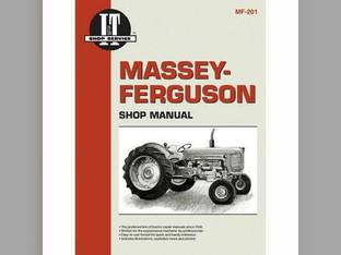 I&T Shop Manual Collection - MF-201 Massey Ferguson 1100 1100 1105 1105 1135 1135 1085 1085 1130 1130 Super 90 Super 90 85 85 1150 1150 1155 1155 90 65 65 1080 1080 88 88