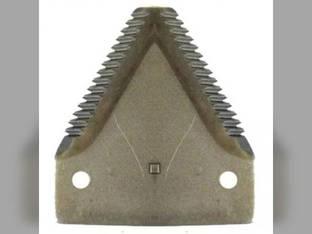 Sickle Section Shape 3 ST XH Black Anvil 10 Pack Macdon 921 102053 Massey Ferguson 1071707M1ST