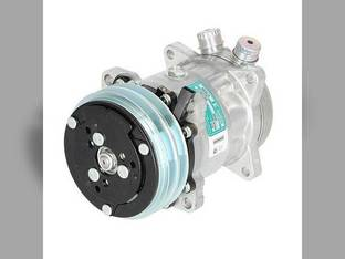 Air Conditioning Compressor - Sanden with Clutch Allis Chalmers White 2-180 4-210 4-225 170 100 185 2-85 140 160 2-135 2-110 2-155 195 145 2-88 125 120 FIAT Steiger Deutz AGCO Spra-Coupe Same