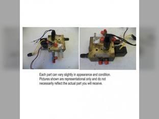 Used Brake Valve Assembly Case IH 5088 87388129