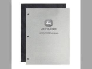 Operator's Manual - JD-O-OMR2046 John Deere 80 800
