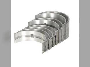 "Main Bearings - .010"" Oversize - Set Massey Ferguson 4500 2135 235 2200 203 20C 240 154 250 2500 35 135 200 20D 30H 20F 150 30E 50 205 30B 230 20 40 40 Ford Super Dexta Dexta Allis Chalmers 6040 160"
