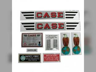 Decal Set Case R