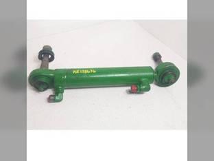 Used Power Steering Cylinder John Deere 7720 7460 9935 9986 7820 7455 RE178676