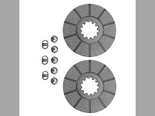 Brake Kit Farmall 121961 830617 619731 International 616 450 414 815 Super M M 782 403 503 400 715 420 622 615 1400 Super MTA