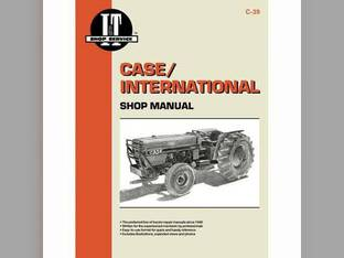 I&T Shop Manual - C-39 Case IH/International International 485 485 885 885 585 585 686 686 385 385 Case IH 685 685