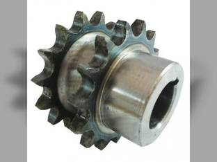 Straw Walker And Shoe Drive Sprocket John Deere 7701 7700 6602 6600 6601 AH87249