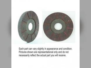 Used Brake Disc John Deere 420 430 1010 AM1828T