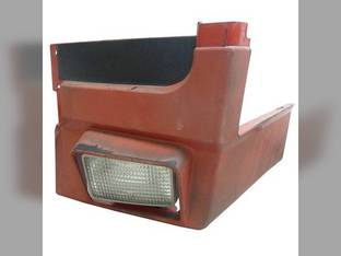 Used Lower Front Cab Light Panel - LH