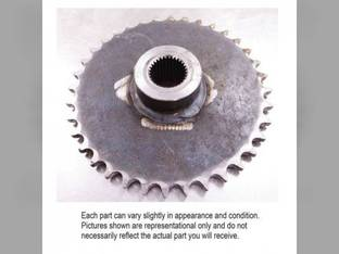 Used Axle Drive Sprocket 36 Teeth Gehl 4525 4625 127391