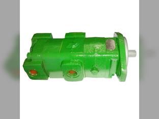 Pump, Steering & Charge