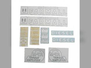 Decal Set International Super M