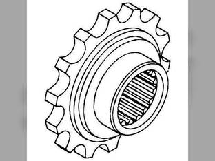 Front Coupler Sprocket Oliver 1755 1850 1650 1555 1655 1800 1955 1600 1855 1900 1750 1950 1550 107415A