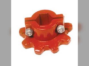 Feeder House Conveyor Chain Sprocket Case-IH & Case IH 1644 1666 2188 2144 2166 1682 1660 1640 1620 1680 International 1482 1480 815 615 1440 1460 1420 915 715 1970248C1 FM91