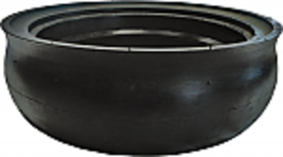 "Gauge Wheel Tire, Extended Wear - Polyurethane 4.5"" x 16"""