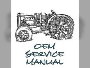 Service Manual - John Deere 655 855 955 755 TM1360