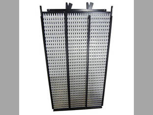 Chaffer, Top Sieve, Adjustable