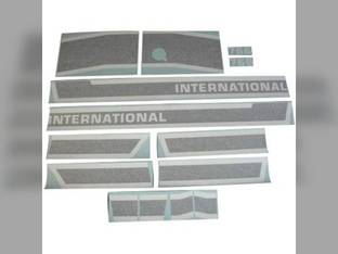 Decal Set International 766