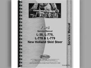 Service Manual - L35 L775 L778 L779 New Holland L335 L775 L778 L779