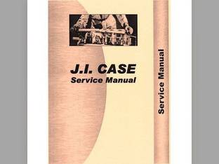 Service Manual - CA-S-730-930CK Case 730 730 930 930 830 830