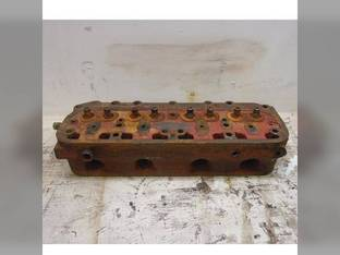 Used Cylinder Head International 350 300 Super H