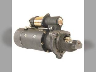 Starter - Delco Style (6352) Ford John Deere 6810 6650 8560 6750 5730 8960 8770 8850 8870 5820 8630 8570 8760 6910 5720 8970 6850 5830 6950 Caterpillar Versatile 846 976 836 International New Holland