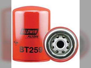 Full Flow Lube or Hydraulic Spin On Filter BT259 John Deere 4050 9400 2955 2950 2940 2755 2510 5200 2630 2750 2440 2550 2140 6600 6600 2355 2030 2555 7200 1530 4030 2240 2640 5400 1020 2520 Bobcat