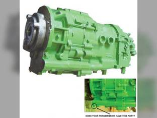 Remanufactured Powershift Transmission Assembly John Deere 7710 7800 7700 7810 7600 7610