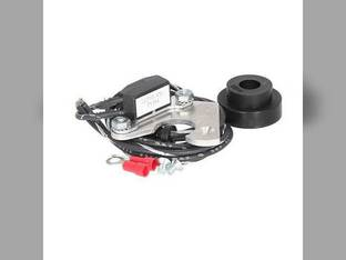 Electronic Ignition Kit - 6 Volt Positive Ground International 454 C 350 2400A 230 Super M 100 240 A M H W6 140 300 340 400 W4 130 2504 200 504 Super C 444 424 330 Super A B Super MTA Cub Super H 404