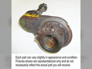 Used RH Roll O Matic Knuckle John Deere 2510 4010 3010 3020 4020 2520 AR27316
