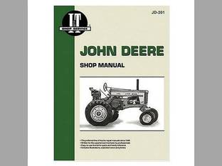 I&T Shop Manual Collection - JD-201 John Deere 420 420 330 330 830 830 430 430 80 80 435 435 40 40 320 320 730 730 820 820 720 720 440 440 440