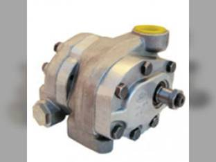 Hydraulic Pump with Piggyback Power Steering Pump International 666 2656 656 Hydro 86 Hydro 70 544 686 2544 664 70935-371135