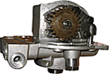 Hydraulic Pump - Transmission Mount, Tandem Gear