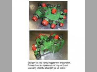 Used Priority Valve John Deere 9520 9120 9300 9400 9220 9320 9100 9420 9200 9620 RE60811
