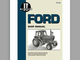I&T Shop Manual - FO-42 Ford 5600 5600 5200 5200 5100 5100 5610 5610 7610 7610 6700 6700 7710 7710 6610 6610 7700 7700 7100 7100 6710 6710 7600 7600 6600 6600 7200 7200